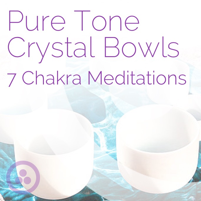Pure Tone Crystal Bowl Meditations